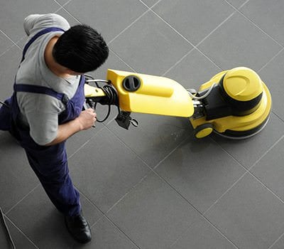 Commercial Floor Cleaning Service